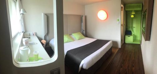 Campanile Nantes ~ Saint-Herblain : Hotel near Orvault