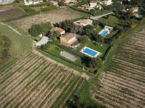 La Bastide des Vignaux : Guest accommodation near Grimaud
