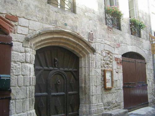 La Porte Valette : Bed and Breakfast near Sénezergues