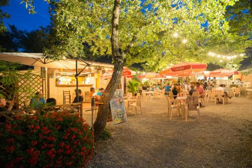 Camping Verdon : Guest accommodation near Quinson