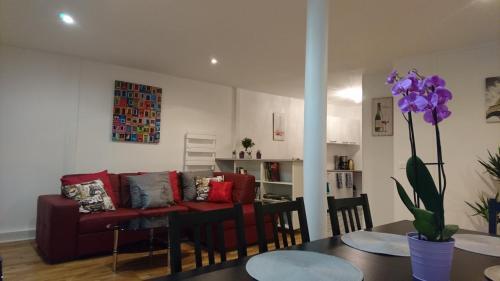 Charming Flat in Paris - Villette : Apartment near Aubervilliers