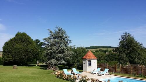 La Cle des Champs : Guest accommodation near Jouancy