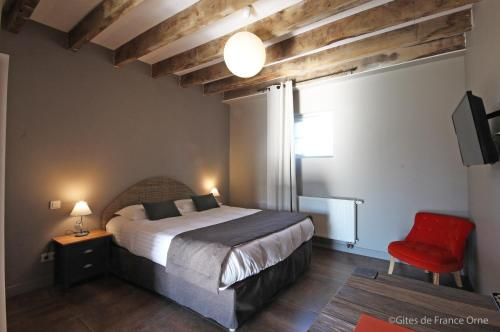 La Corbonniere : Bed and Breakfast near Banvou