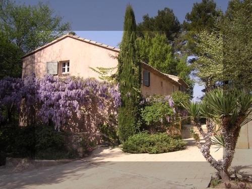 La Bastide de Manon : Guest accommodation near Châteauneuf-le-Rouge