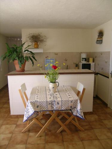 villa les cigales : Guest accommodation near Fontvieille