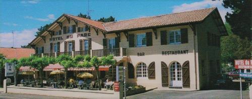 hotel restaurant du parc : Hotel near Capbreton