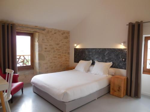 Hôtel Le 23 : Hotel near Verdelais