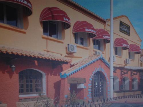 Le Plaza Hotel : Hotel near Portiragnes