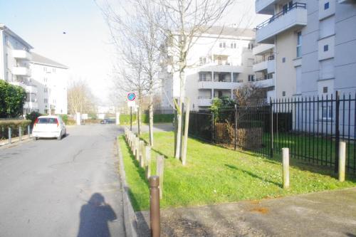 Residences les roseaux : Apartment near Champs-sur-Marne