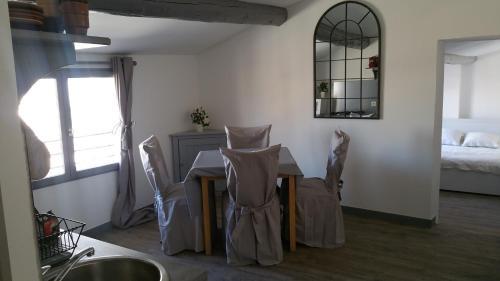 La Petite Madeleine : Apartment near Aix-en-Provence