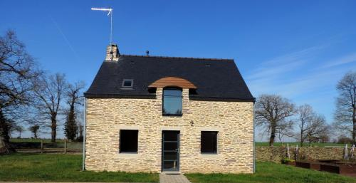Gite de Savker : Guest accommodation near Saint-Malon-sur-Mel