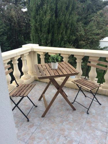 Appart Bondy : Apartment near Villemomble