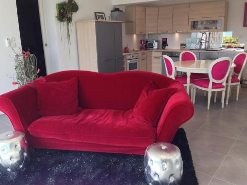 Flor'Ever en Champagne : Apartment near Boursault