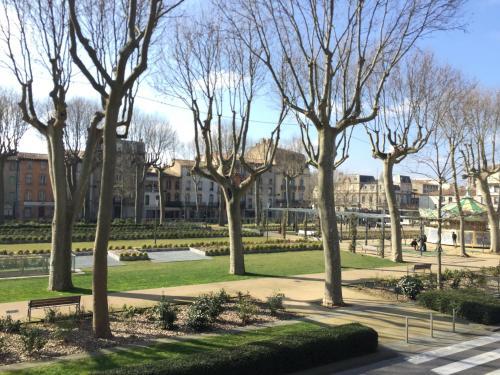 Gambetta City : Apartment near Carcassonne