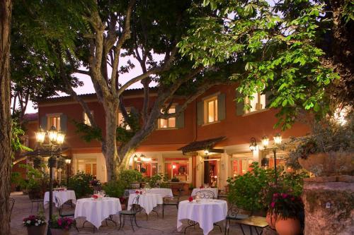 Les Florets : Hotel near Sablet