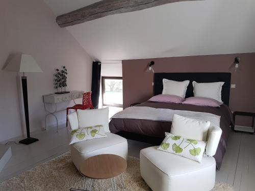 Domaine Le Puits du Moulin : Bed and Breakfast near Frotey-lès-Vesoul