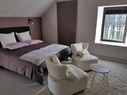 Domaine Le Puits du Moulin : Bed and Breakfast near Neurey-en-Vaux
