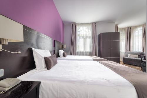 Hôtel Le Mondon : Hotel near Woippy