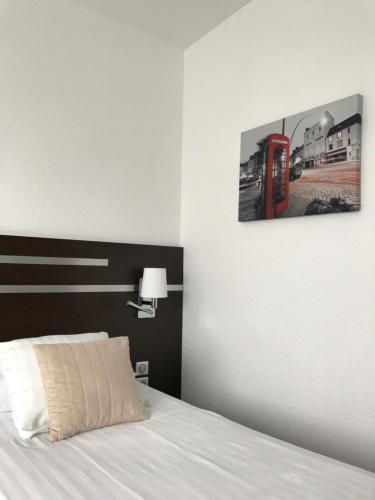 Hotel Chantereyne : Hotel near Carneville