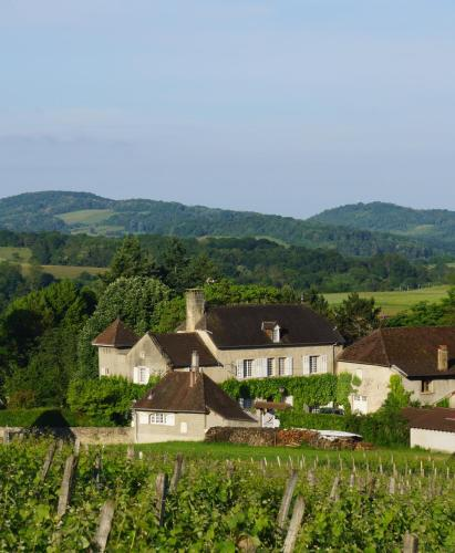 Domaine de Saint Loth' : Bed and Breakfast near Miéry