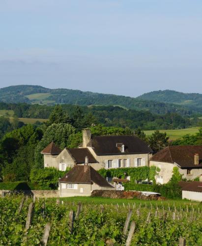 Domaine de Saint Loth' : Bed and Breakfast near Sergenaux