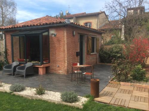 Teva B&B : Bed and Breakfast near Portet-sur-Garonne