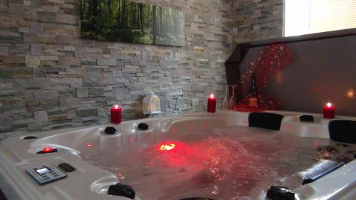 Le Clos Des Tilleuls : Guest accommodation near Brainville