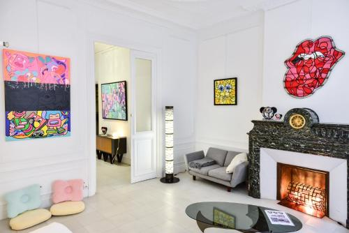 L'Appartement : Apartment near Marseille 6e Arrondissement