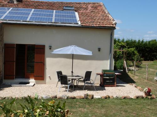 Gite Georgette : Guest accommodation near Grézet-Cavagnan