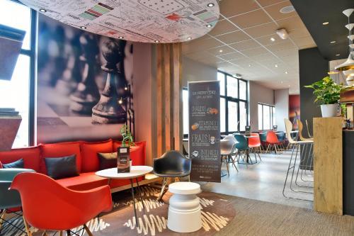 ibis Saint Quentin Basilique : Hotel near Essigny-le-Petit