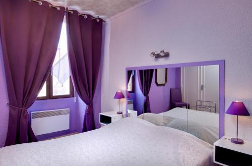 Le Bocage : Hotel near Buxières-sous-Montaigut