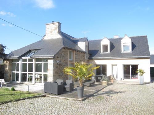 Langueux à la mer : Guest accommodation near Yffiniac