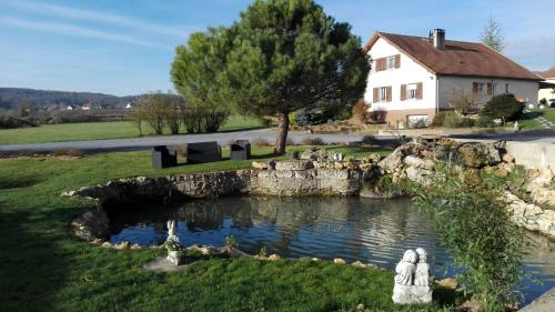 Chambre d'Hôte Les Ondines : Bed and Breakfast near Châtillon-sur-Marne