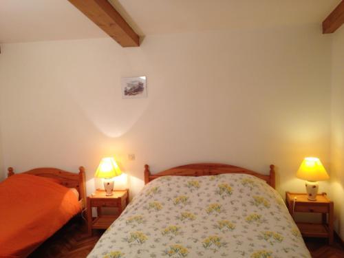 Gites Les Pins et Les Bruyères : Apartment near Singrist
