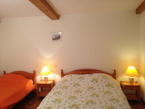 Gites Les Pins et Les Bruyères : Apartment near Crastatt
