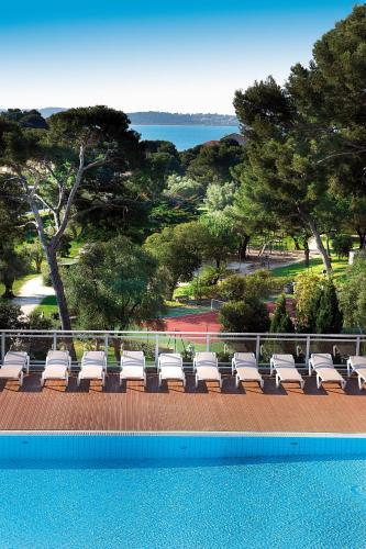 Village Club la Font des Horts : Resort near Carqueiranne