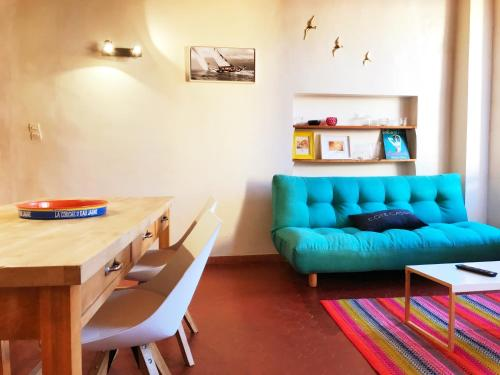 Le Cosquer : Apartment near Cassis