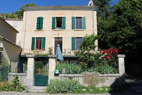 Les Trois Clés : Apartment near Eyguians