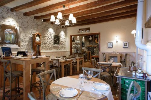 L'hotellerie de la toile à beurre : Guest accommodation near Saint-Géréon