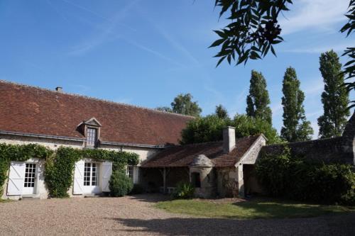 Les Hauts de Chaume : Guest accommodation near Saint-Jean-Saint-Germain