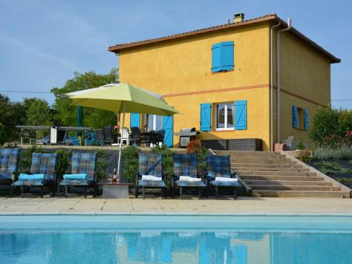 Vakantiehuis Piquecos : Guest accommodation near L'Honor-de-Cos