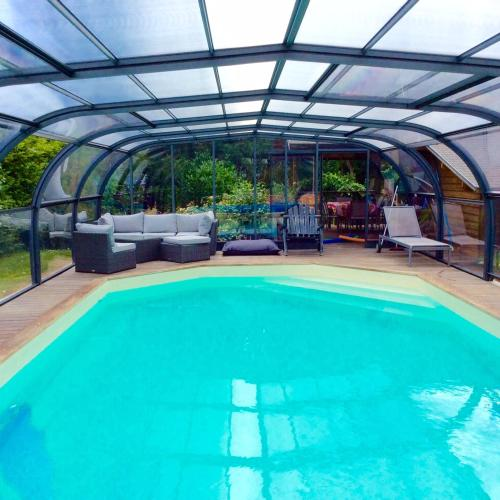La Mare aux Geais : Bed and Breakfast near Hodent