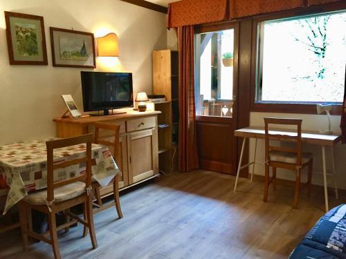 Bellevue Studio Les Houches : Apartment near Les Houches