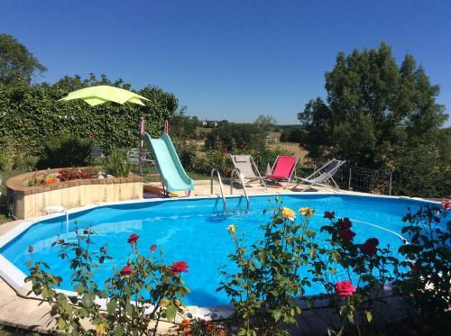 Chambres d'hotes a Lamourio : Guest accommodation near Monteils