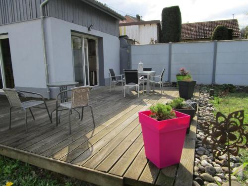 Chambres d'hôtes du Val d'Argent : Bed and Breakfast near Bourg-Bruche
