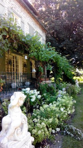 B&B Le chant des oiseaux : Bed and Breakfast near Saint-Pierre-d'Autils