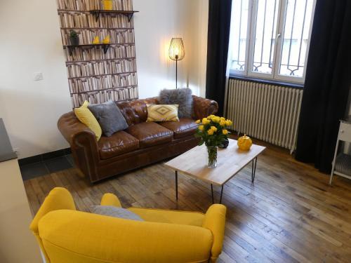 Entre Nous - Chic Appart : Apartment near Les Ulmes