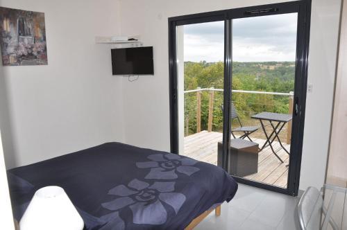 Le Logis du Héron : Bed and Breakfast near Concots