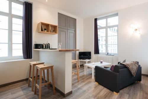 Luckey Homes - Rue Robert Cluzan : Apartment near Lyon 7e Arrondissement