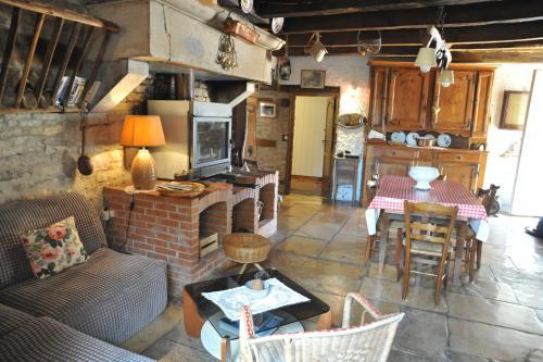 La Ferme de Camille : Guest accommodation near Neuvelle-lès-la-Charité